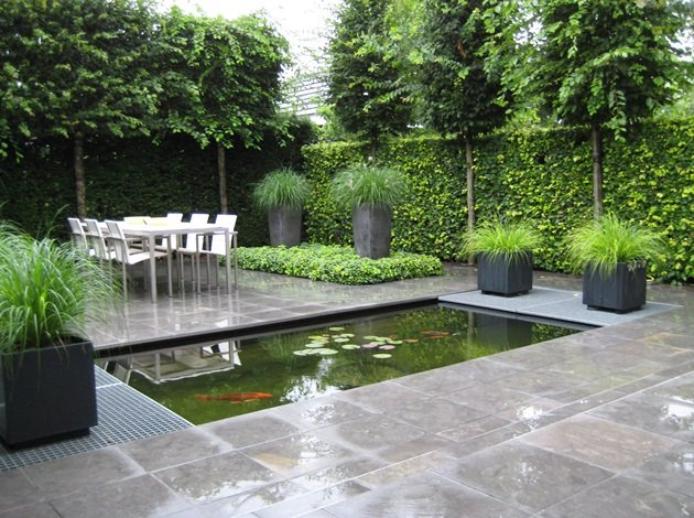 Uw vijveronderhoud dit voorjaar van jaarsveld tuinen for Vijver laten aanleggen