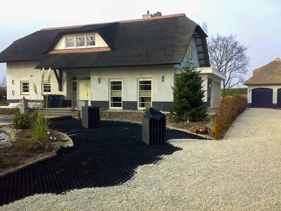 Over ons de tuinen share the knownledge - Doen redelijk oprit grind ...