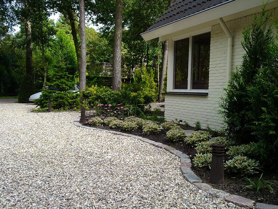 Japanse tuin met vijvers Bilthoven - Van Jaarsveld Tuinen