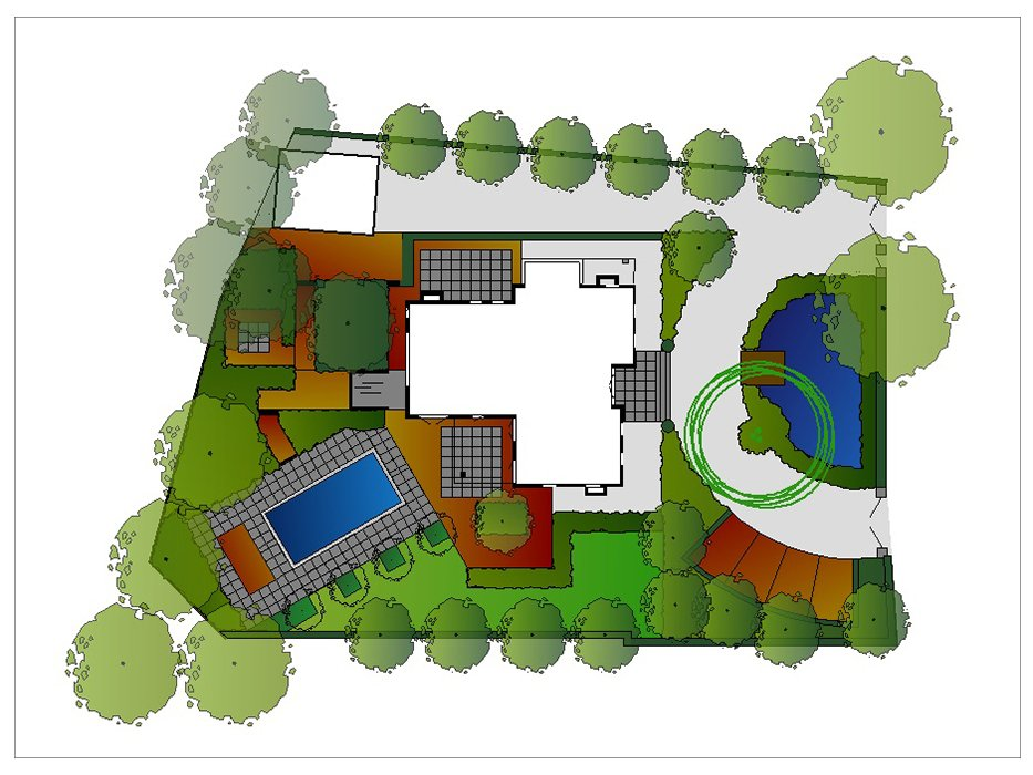 Tuinen voor tuinontwerpen tuinaanleg tuinonderhoud en tuinadvies motorcycle review and galleries - Deco tuin met zwembad ...