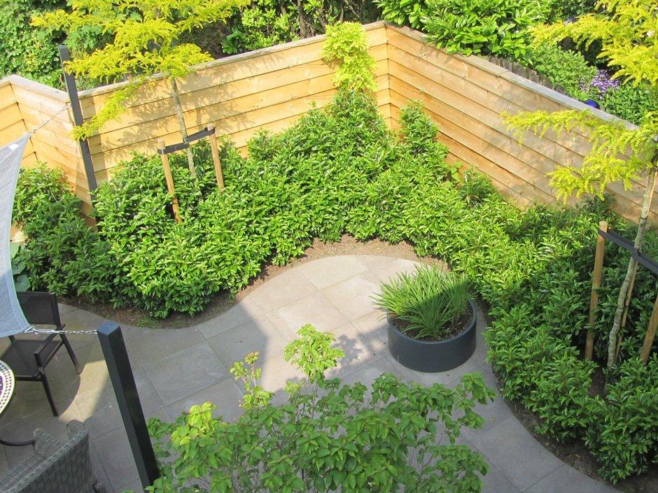 kleine patiotuin in nieuwegein van jaarsveld tuinen