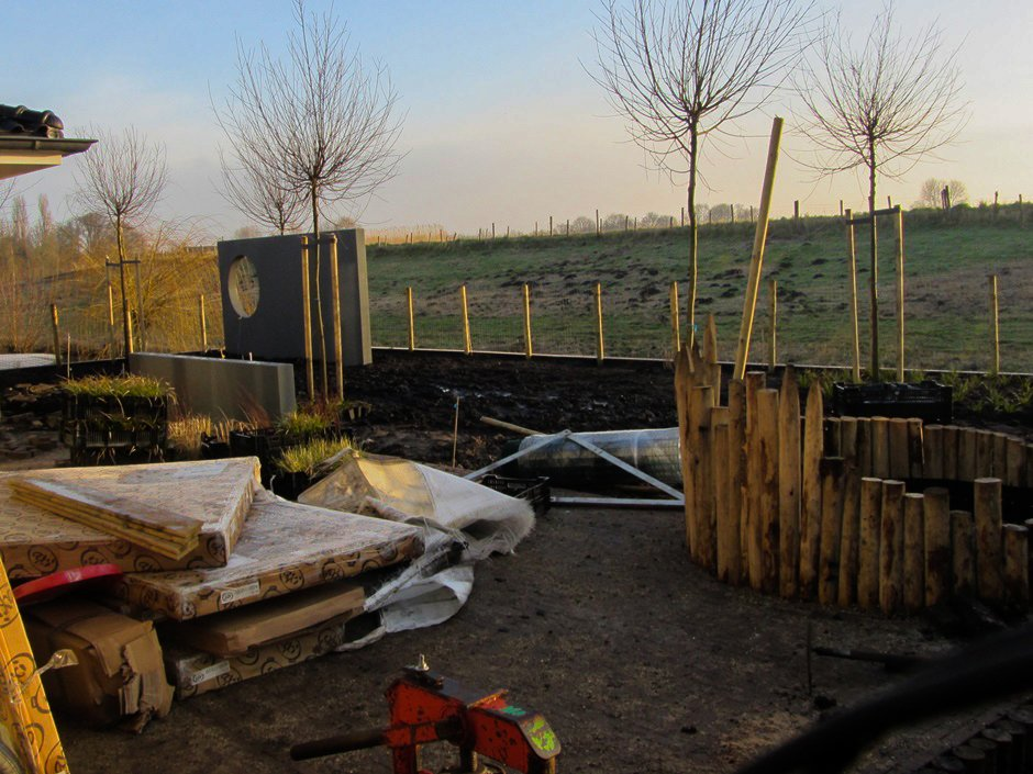 Tuinaanleg villatuin amstelveen van jaarsveld tuinen for Tuinontwerp amstelveen