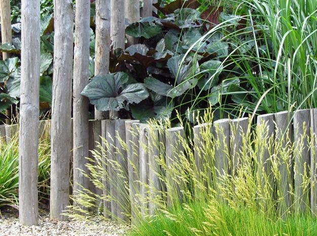 Tuin Houten Palen : Contact van jaarsveld tuinen