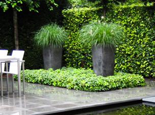 plantenbakken en potten van jaarsveld tuinen